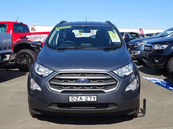 2018 Ford EcoSport Trend BL MY18.75 Grey