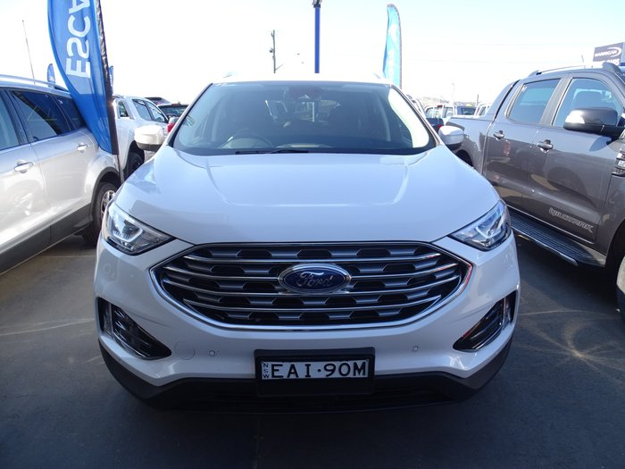2018 Ford Endura Trend CA MY19 White