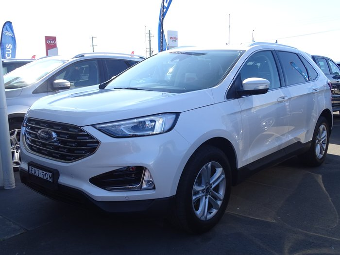 2018 Ford Endura Trend CA MY19 White