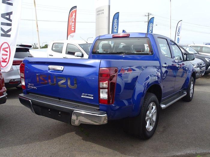 2018 Isuzu D-MAX LS-U MY18 4X4 Dual Range Blue