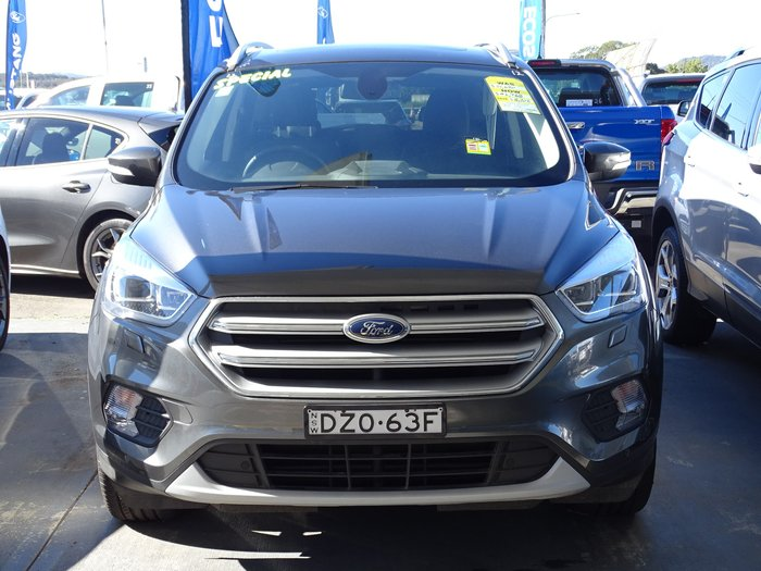 2017 Ford Escape Titanium ZG MY18 4X4 On Demand Grey