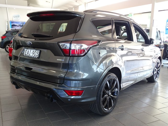 2018 Ford Escape ST-Line ZG MY18.75 4X4 On Demand Grey