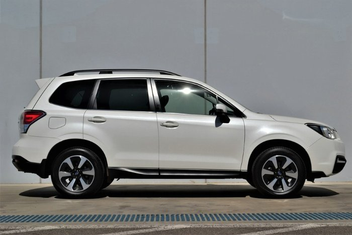 2016 Subaru Forester 2.5i-L S4 MY16 Four Wheel Drive CRYSTAL WHITE PEARL