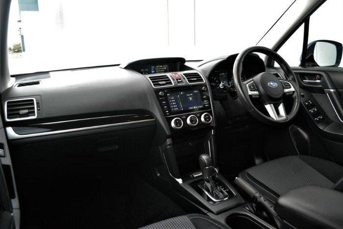 2016 Subaru Forester 2.5i-L S4 MY16 Four Wheel Drive QUARTZ BLUE PEARL