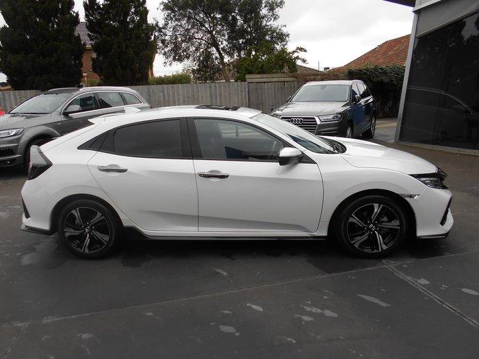 2018 Honda Civic RS 10th Gen MY18 White