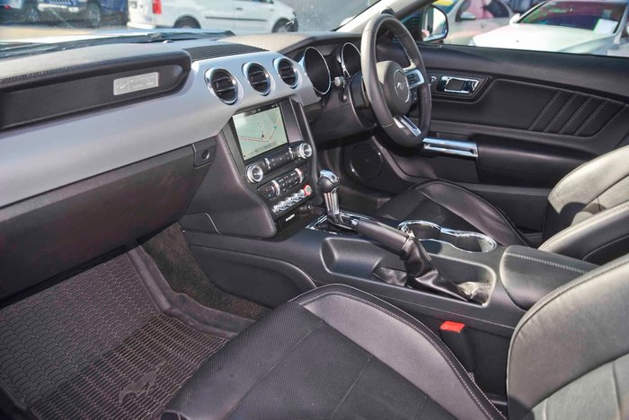 2017 Ford Mustang GT FM MY17 Black