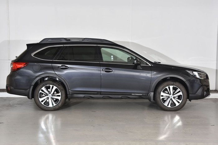 2018 Subaru Outback 2.5i Premium 5GEN MY18 Four Wheel Drive Grey