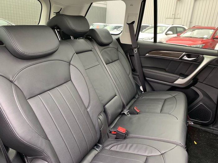 2018 Haval H9 Ultra MY19 Four Wheel Drive Silver