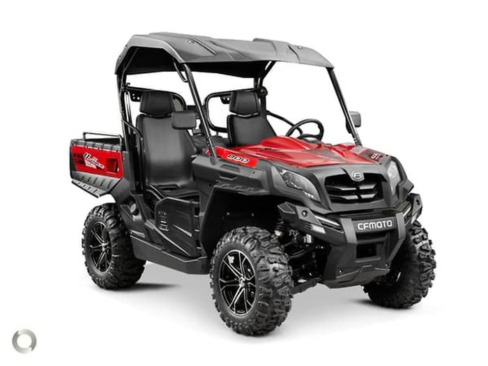 2019 CFMOTO UFORCE 800 null null Red