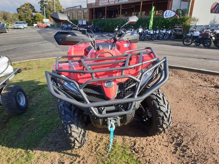 2019 CFMOTO CFORCE 400 EPS LE null null Red