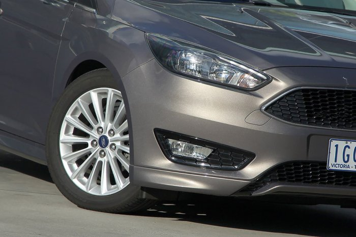 2015 Ford Focus Sport LZ Brown
