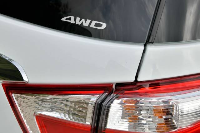 2019 Isuzu MU-X LS-M MY19 4X4 Dual Range SPLASH WHITE