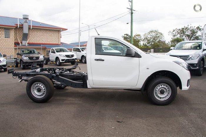 2018 Mazda BT-50 XT Hi-Rider UR White