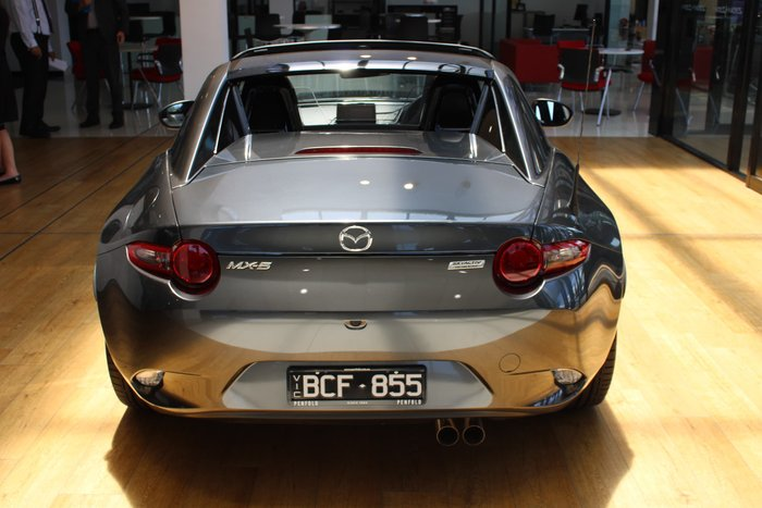 2019 Mazda MX-5 ND Grey
