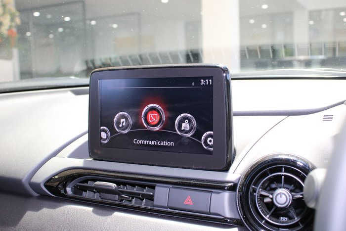 2019 Mazda MX-5 ND Grey