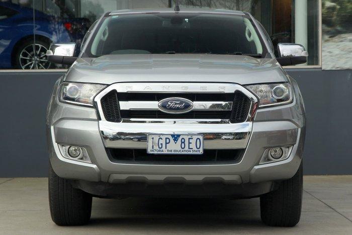 2015 Ford Ranger XLT Hi-Rider PX Grey