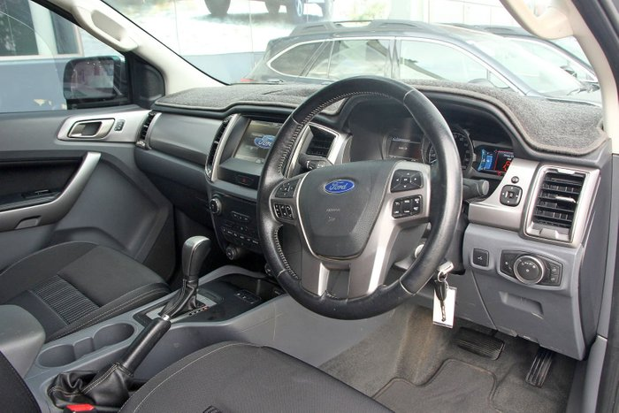 2015 Ford Ranger XLT Hi-Rider PX MkII Grey
