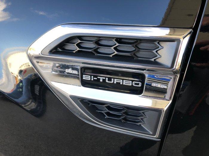 2018 Ford Everest Trend UA II MY19 Black