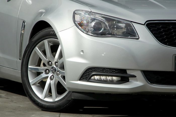 2013 Holden Commodore International VF MY14 Silver