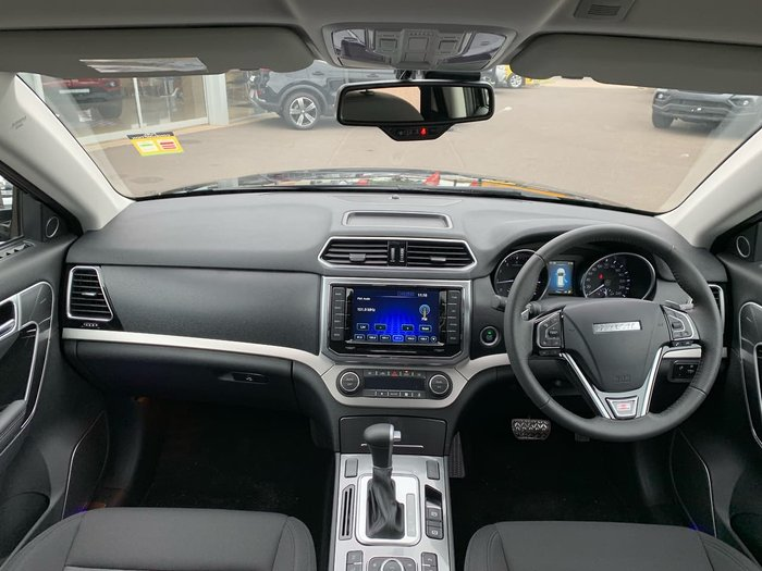 2019 Haval H6 Premium (No Series) Black