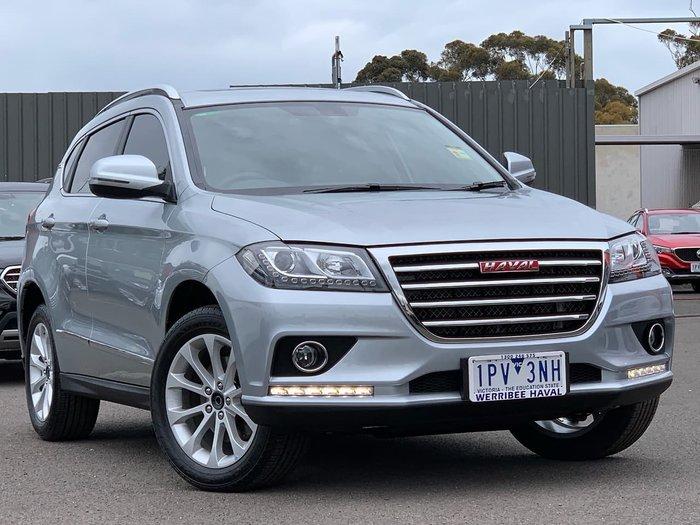 2019 Haval H2 Premium (No Series) Silver
