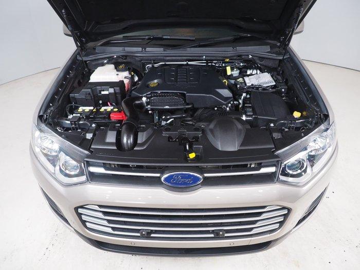 2016 Ford Territory TX SZ MkII Beige