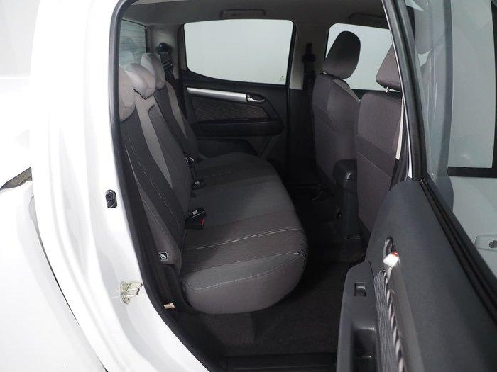 2016 Holden Colorado LT RG MY16 4X4 Dual Range White
