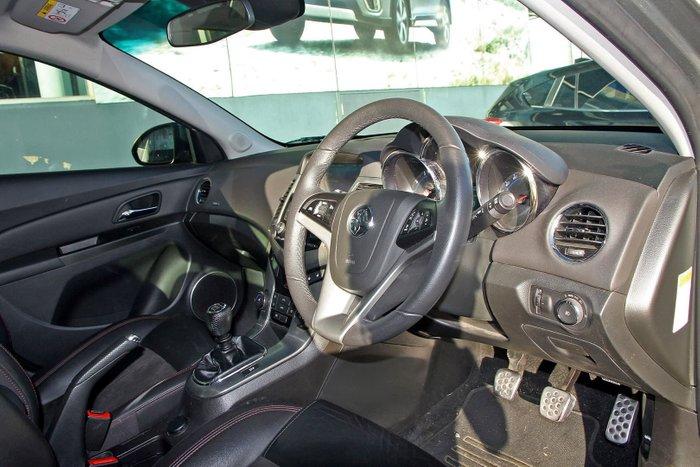2016 Holden Cruze SRi Z-Series JH Series II MY16 Grey