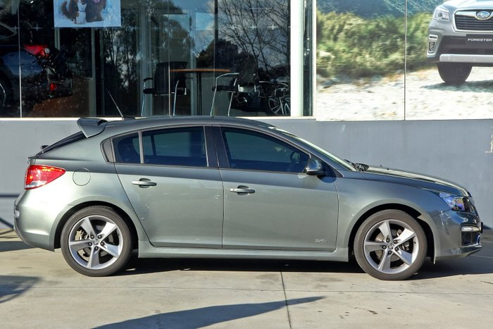 2016 Holden Cruze SRi Z-Series JH Series II MY16 Grey