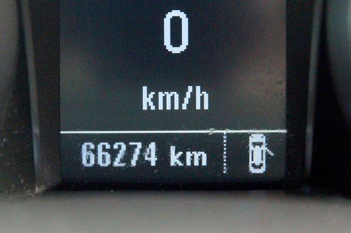 2014 Holden Ute SV6 VF MY14 Black