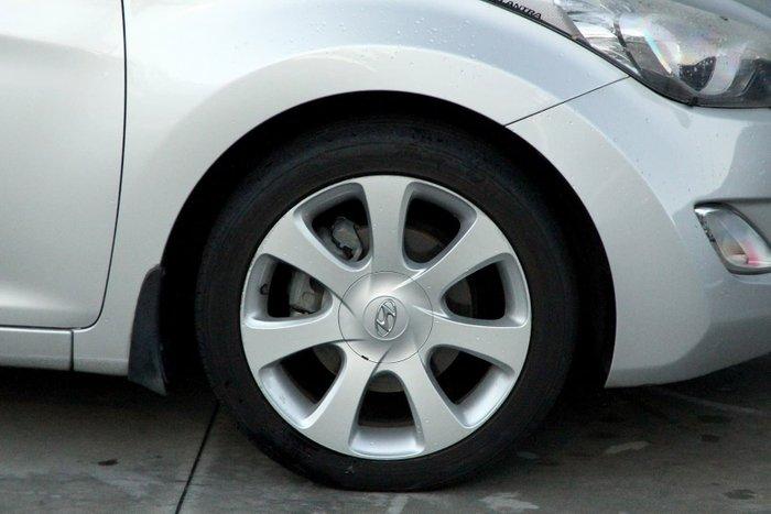 2011 Hyundai Elantra Premium MD Silver