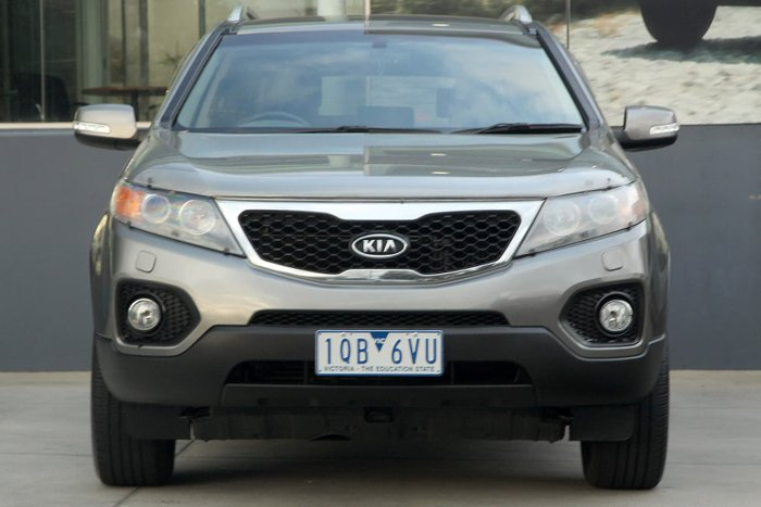 2012 Kia Sorento Platinum XM MY12 Four Wheel Drive Bronze