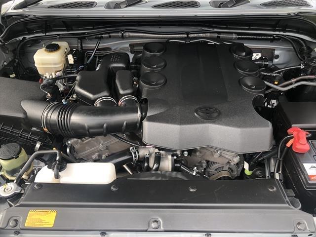 2014 Toyota FJ Cruiser GSJ15R MY14 4X4 Dual Range Grey