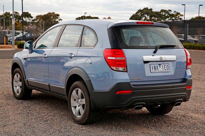 2015 Holden Captiva 7 LS CG MY15 Blue