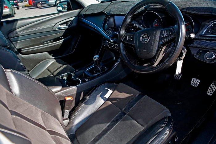2013 Holden Ute SV6 VF MY14 Grey