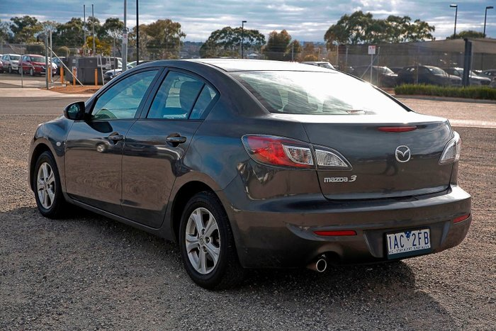 2012 Mazda 3 Neo BL Series 2 Grey