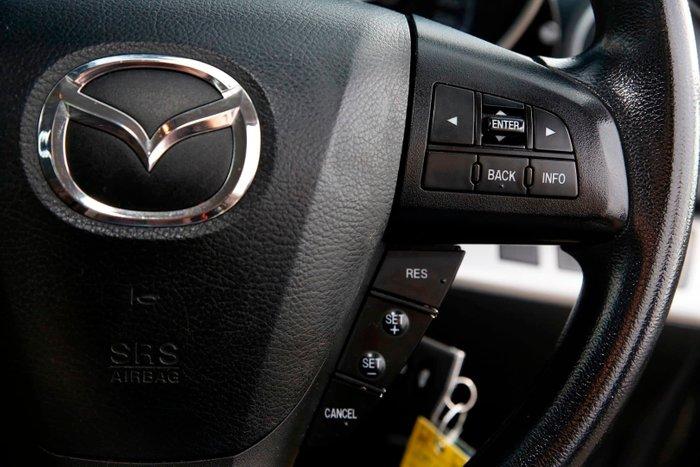 2012 Mazda 3 Neo BL Series 2 Grey