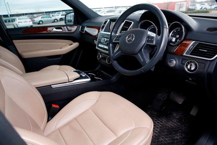 2012 Mercedes-Benz ML350 BlueEFFICIENCY W166 4X4 Constant Grey