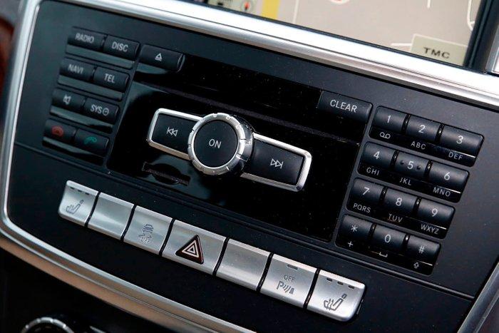 2012 Mercedes-Benz M-Class ML350 BlueEFFICIENCY W166 4X4 Constant Grey