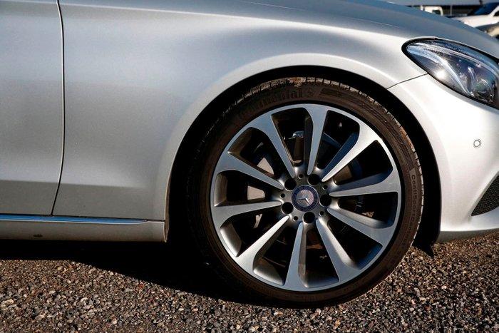 2016 Mercedes-Benz C250 W205 Silver