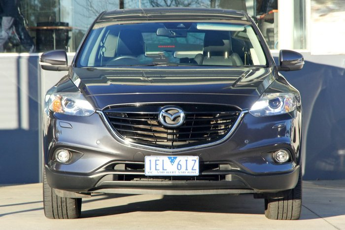 2015 Mazda CX-9 Grand Touring TB Series 5 4X4 On Demand Grey