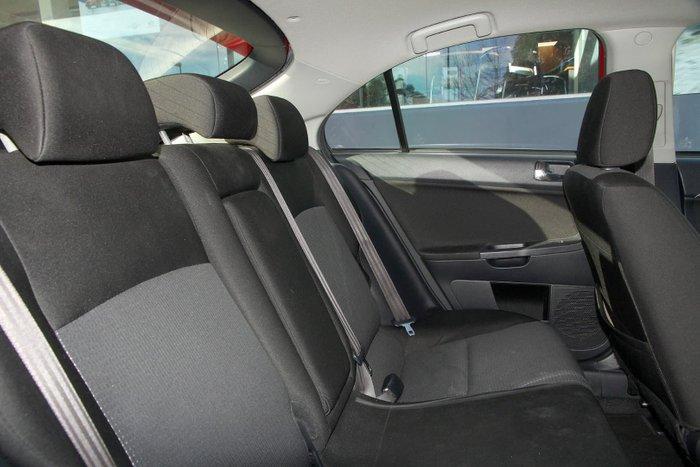 2008 Mitsubishi Lancer VR CJ MY09 Red