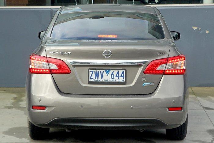 2013 Nissan Pulsar ST C12 Bronze