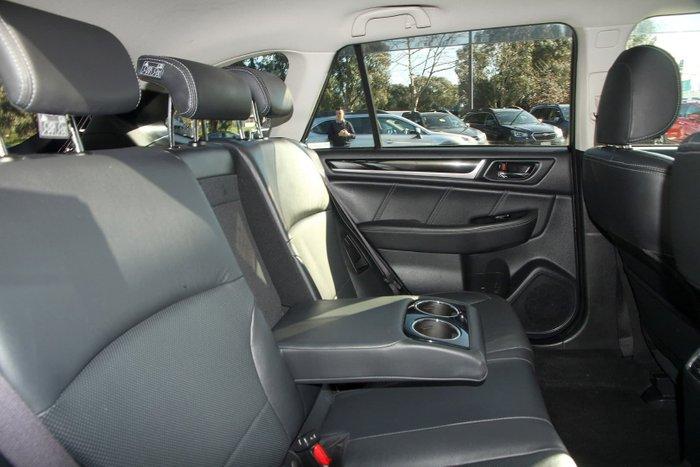 2015 Subaru Outback 2.5i Premium 5GEN MY15 Four Wheel Drive Blue