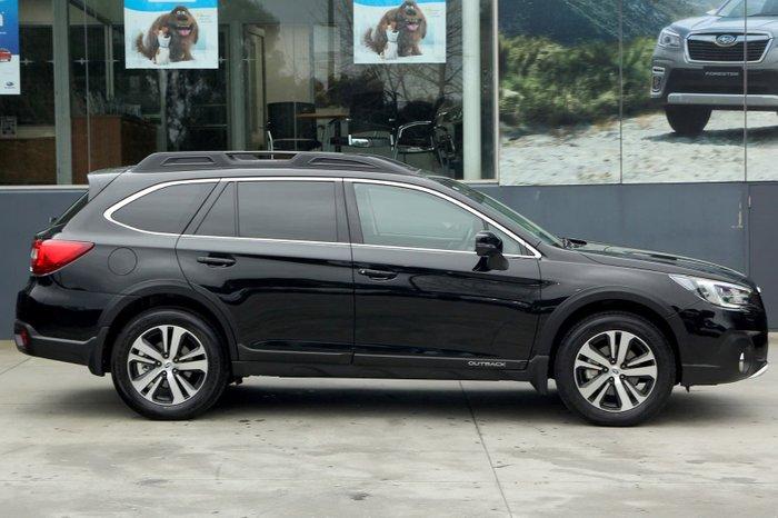 2018 Subaru Outback 2.5i Premium 5GEN MY18 Four Wheel Drive Black
