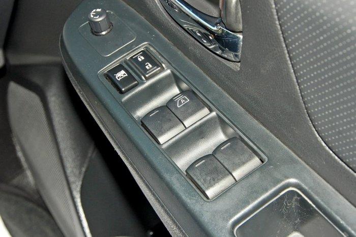 2014 Subaru XV 2.0i-S G4X MY14 Four Wheel Drive Silver