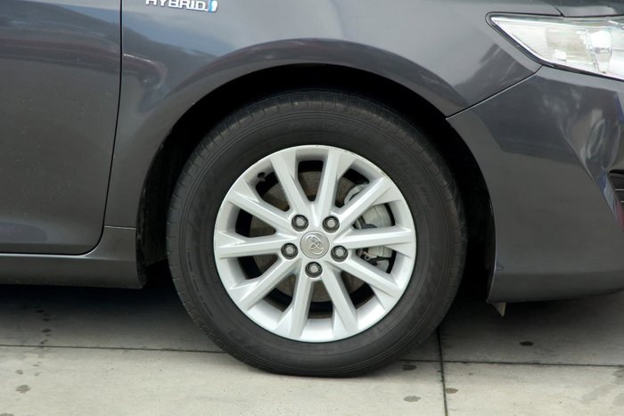 2014 Toyota Camry Hybrid HL AVV50R Grey