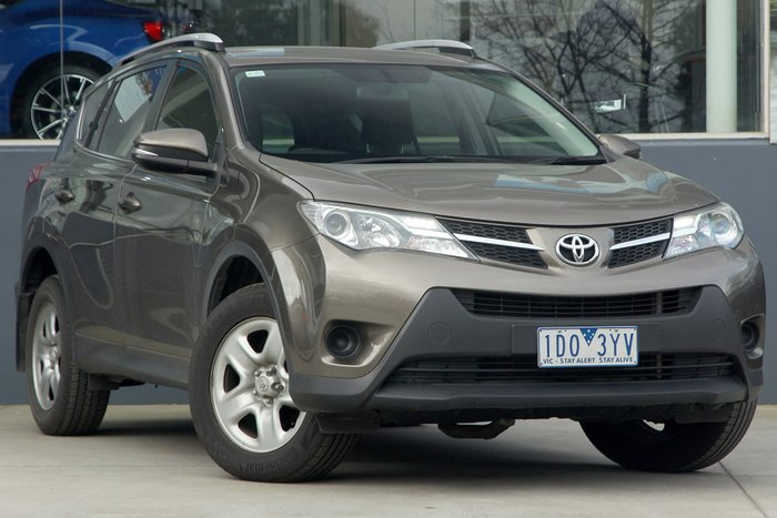2013 Toyota RAV4 GX ASA44R 4X4 On Demand Bronze