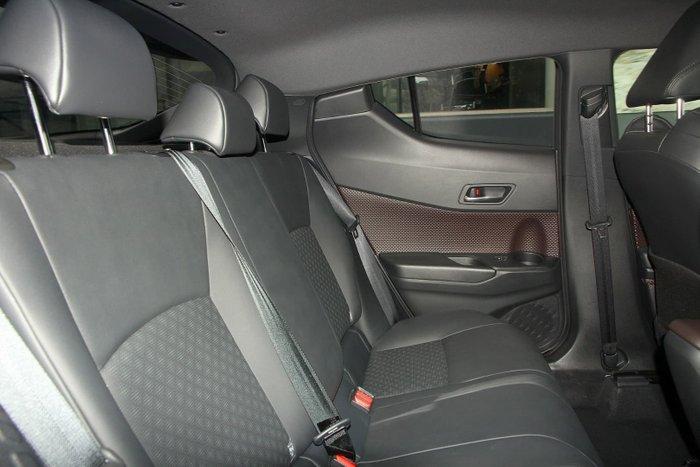 2018 Toyota C-HR Koba NGX10R Silver