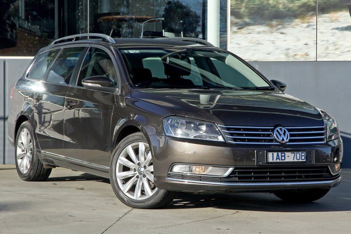 2012 Volkswagen Passat 118TSI Type 3C MY12.5 Bronze